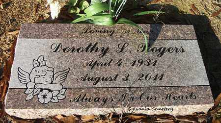 ROGERS, DOROTHY L - Lonoke County, Arkansas   DOROTHY L ROGERS - Arkansas Gravestone Photos