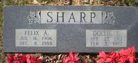 SHARP, FELIX A - Lonoke County, Arkansas | FELIX A SHARP - Arkansas Gravestone Photos