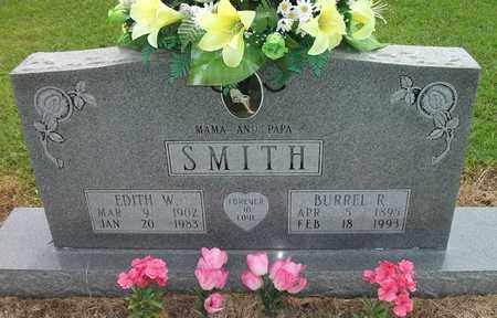 SMITH, BURREL R - Lonoke County, Arkansas | BURREL R SMITH - Arkansas Gravestone Photos