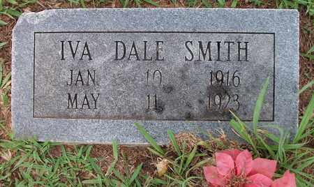 SMITH, IVA DALE - Lonoke County, Arkansas | IVA DALE SMITH - Arkansas Gravestone Photos
