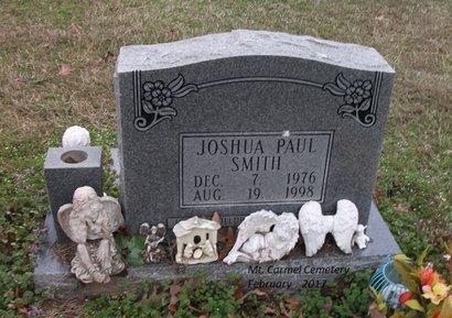SMITH, JOSHUA PAUL - Lonoke County, Arkansas | JOSHUA PAUL SMITH - Arkansas Gravestone Photos