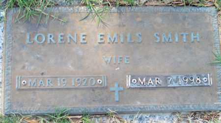 SMITH, LORENE EMILS - Lonoke County, Arkansas   LORENE EMILS SMITH - Arkansas Gravestone Photos