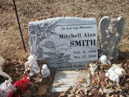 SMITH, MITCHELL ALAN - Lonoke County, Arkansas | MITCHELL ALAN SMITH - Arkansas Gravestone Photos