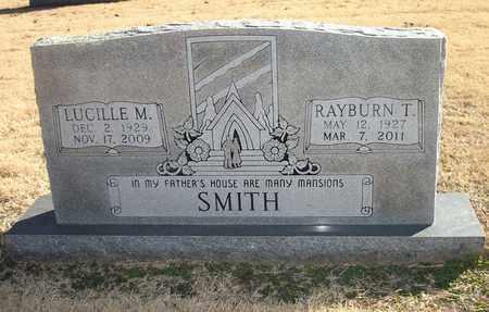 SMITH, RAYBURN THURLO - Lonoke County, Arkansas | RAYBURN THURLO SMITH - Arkansas Gravestone Photos