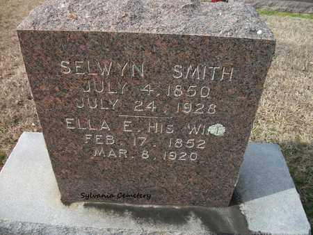 SMITH, SELWYN - Lonoke County, Arkansas | SELWYN SMITH - Arkansas Gravestone Photos