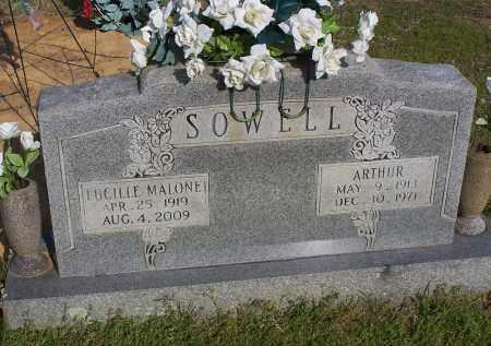 SOWELL, LUCILLE - Lonoke County, Arkansas | LUCILLE SOWELL - Arkansas Gravestone Photos
