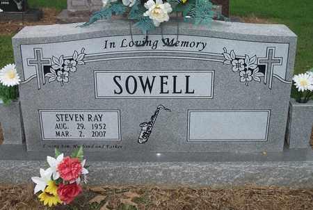 SOWELL, STEVEN RAY - Lonoke County, Arkansas | STEVEN RAY SOWELL - Arkansas Gravestone Photos