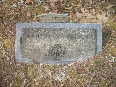 SOWELL, TABITHA ELIZABETH - Lonoke County, Arkansas   TABITHA ELIZABETH SOWELL - Arkansas Gravestone Photos