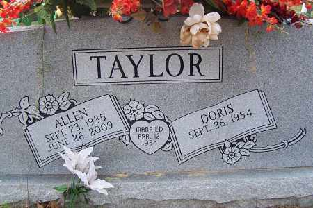 TAYLOR, ALLEN - Lonoke County, Arkansas | ALLEN TAYLOR - Arkansas Gravestone Photos