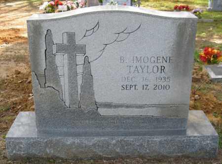 TAYLOR, B IMOGENE - Lonoke County, Arkansas | B IMOGENE TAYLOR - Arkansas Gravestone Photos