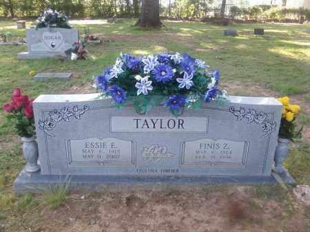TAYLOR, ESSIE E - Lonoke County, Arkansas | ESSIE E TAYLOR - Arkansas Gravestone Photos