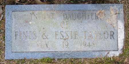 TAYLOR, INFANT DAUGHTER - Lonoke County, Arkansas | INFANT DAUGHTER TAYLOR - Arkansas Gravestone Photos