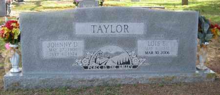 TAYLOR, JOHNNY D - Lonoke County, Arkansas | JOHNNY D TAYLOR - Arkansas Gravestone Photos