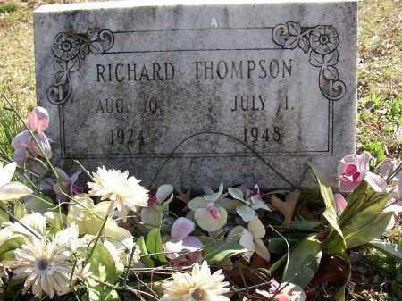 THOMPSON, RICHARD - Lonoke County, Arkansas | RICHARD THOMPSON - Arkansas Gravestone Photos