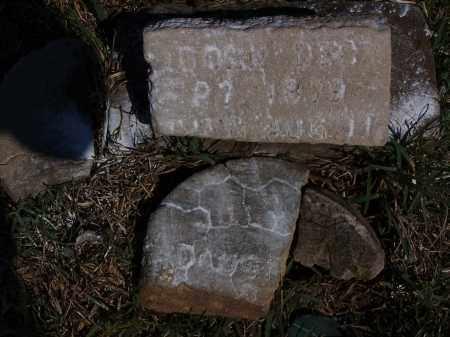 UNKNOWN, DAUGHTER - Lonoke County, Arkansas | DAUGHTER UNKNOWN - Arkansas Gravestone Photos