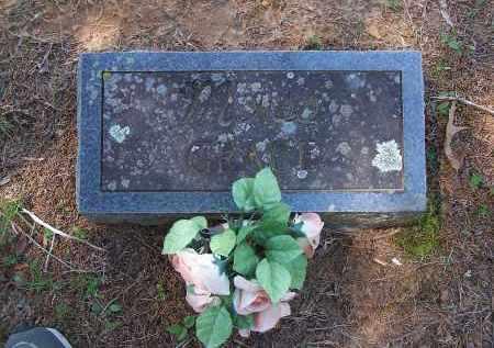UNKNOWN, MISS GRACE - Lonoke County, Arkansas | MISS GRACE UNKNOWN - Arkansas Gravestone Photos