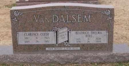 VANDALSEM, CLARENCE CLYDE - Lonoke County, Arkansas | CLARENCE CLYDE VANDALSEM - Arkansas Gravestone Photos