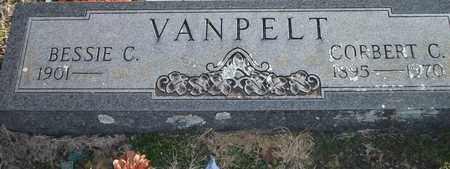 VANPELT, CORBERT CALVIN - Lonoke County, Arkansas | CORBERT CALVIN VANPELT - Arkansas Gravestone Photos