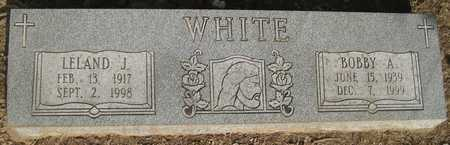 WHITE, LELAND J - Lonoke County, Arkansas | LELAND J WHITE - Arkansas Gravestone Photos
