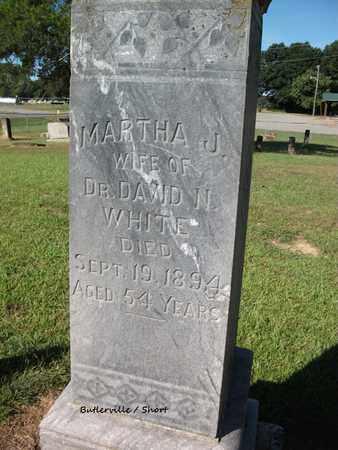 WHITE, MARTHA JANE - Lonoke County, Arkansas | MARTHA JANE WHITE - Arkansas Gravestone Photos