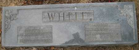WHITE, THOMAS C - Lonoke County, Arkansas | THOMAS C WHITE - Arkansas Gravestone Photos