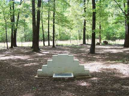 *WHITLEY CEMETERY, SLAVE SECTION OVERVIEW - Lonoke County, Arkansas | SLAVE SECTION OVERVIEW *WHITLEY CEMETERY - Arkansas Gravestone Photos
