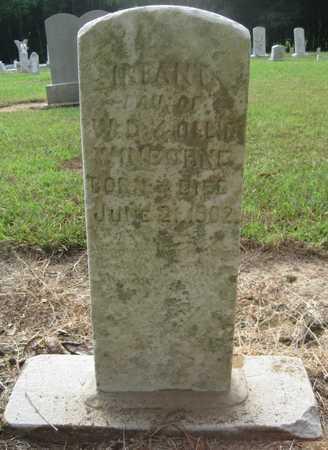 WINBORNE, INFANT DAU - Lonoke County, Arkansas   INFANT DAU WINBORNE - Arkansas Gravestone Photos