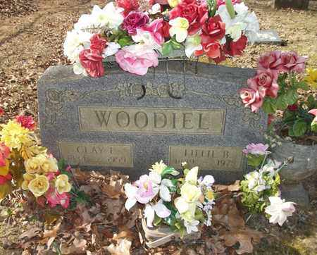 COOK WOODIEL, LILLIE BELL - Lonoke County, Arkansas | LILLIE BELL COOK WOODIEL - Arkansas Gravestone Photos