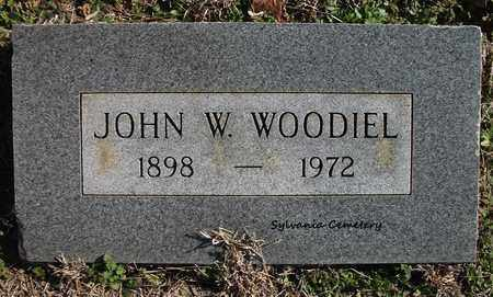WOODIEL, JOHN W - Lonoke County, Arkansas | JOHN W WOODIEL - Arkansas Gravestone Photos