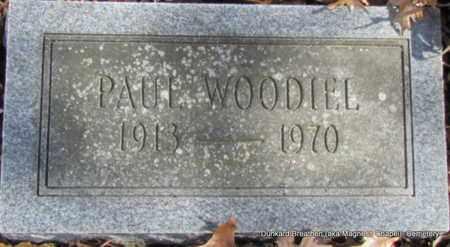 WOODIEL, PAUL - Lonoke County, Arkansas | PAUL WOODIEL - Arkansas Gravestone Photos