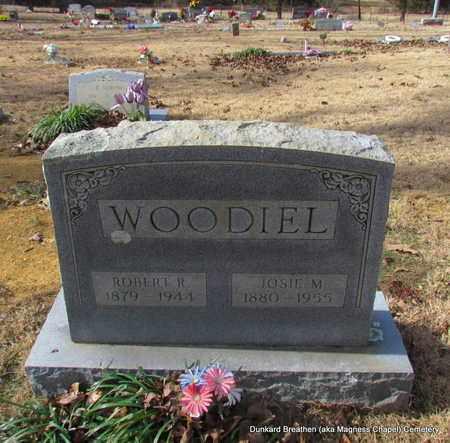 WOODIEL, ROBERT R - Lonoke County, Arkansas | ROBERT R WOODIEL - Arkansas Gravestone Photos