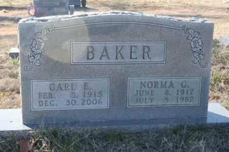 BAKER, NORMA G. - Madison County, Arkansas | NORMA G. BAKER - Arkansas Gravestone Photos