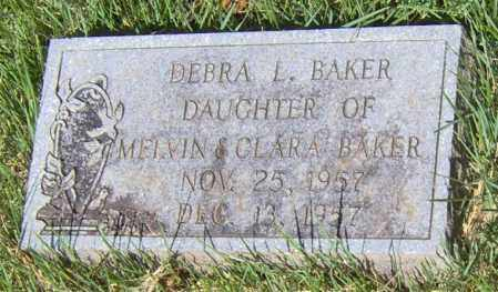BAKER, DEBRA L - Madison County, Arkansas | DEBRA L BAKER - Arkansas Gravestone Photos