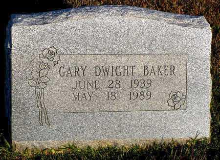 BAKER, GARY DWIGHT - Madison County, Arkansas   GARY DWIGHT BAKER - Arkansas Gravestone Photos