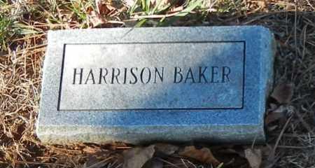 BAKER, HARRISON - Madison County, Arkansas | HARRISON BAKER - Arkansas Gravestone Photos