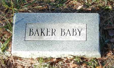 BAKER, INFANT - Madison County, Arkansas | INFANT BAKER - Arkansas Gravestone Photos