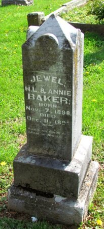 BAKER, JEWEL - Madison County, Arkansas | JEWEL BAKER - Arkansas Gravestone Photos