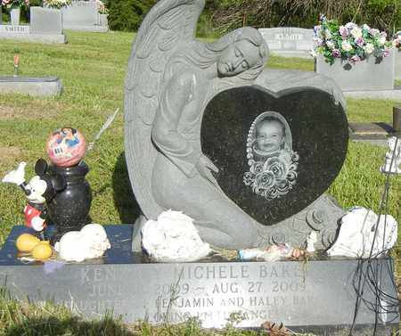 BAKER, KENZLEY MICHELLE - Madison County, Arkansas | KENZLEY MICHELLE BAKER - Arkansas Gravestone Photos