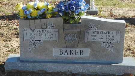BAKER, LOYD CLAYTON - Madison County, Arkansas | LOYD CLAYTON BAKER - Arkansas Gravestone Photos