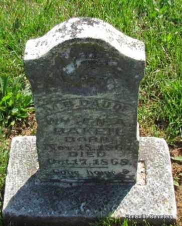 BAKER, M B - Madison County, Arkansas | M B BAKER - Arkansas Gravestone Photos