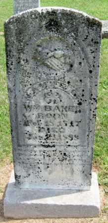 BAKER, N A - Madison County, Arkansas | N A BAKER - Arkansas Gravestone Photos