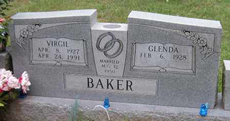 BAKER, VIRGIL - Madison County, Arkansas | VIRGIL BAKER - Arkansas Gravestone Photos