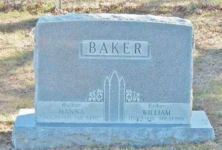 BAKER, WILLIAM M - Madison County, Arkansas | WILLIAM M BAKER - Arkansas Gravestone Photos