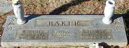BAKER, F LEEVETIA - Madison County, Arkansas | F LEEVETIA BAKER - Arkansas Gravestone Photos