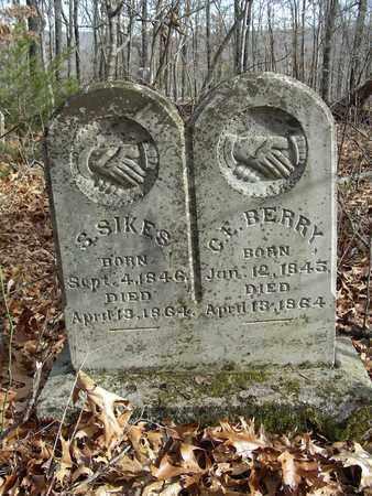 BERRY, CHARLES E. - Madison County, Arkansas | CHARLES E. BERRY - Arkansas Gravestone Photos