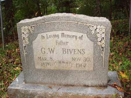 "BIVENS, GEORGE WILLIAM ""BILL"" - Madison County, Arkansas | GEORGE WILLIAM ""BILL"" BIVENS - Arkansas Gravestone Photos"