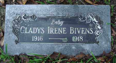 BIVENS, GLADYS IRENE - Madison County, Arkansas | GLADYS IRENE BIVENS - Arkansas Gravestone Photos