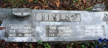 BIVENS, TEMPIE ANN (2) - Madison County, Arkansas | TEMPIE ANN (2) BIVENS - Arkansas Gravestone Photos