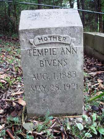 MAYES BIVENS, TEMPIE ANN - Madison County, Arkansas | TEMPIE ANN MAYES BIVENS - Arkansas Gravestone Photos