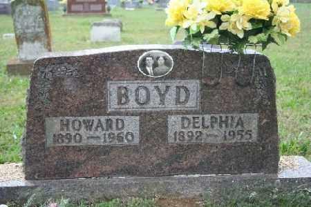 BOYD, DELPHIA - Madison County, Arkansas | DELPHIA BOYD - Arkansas Gravestone Photos